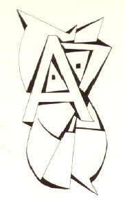 letter a...