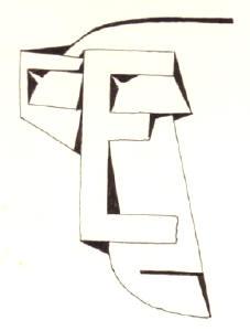 letter E...