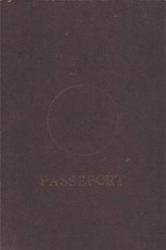 paspoort als kunstwerkje