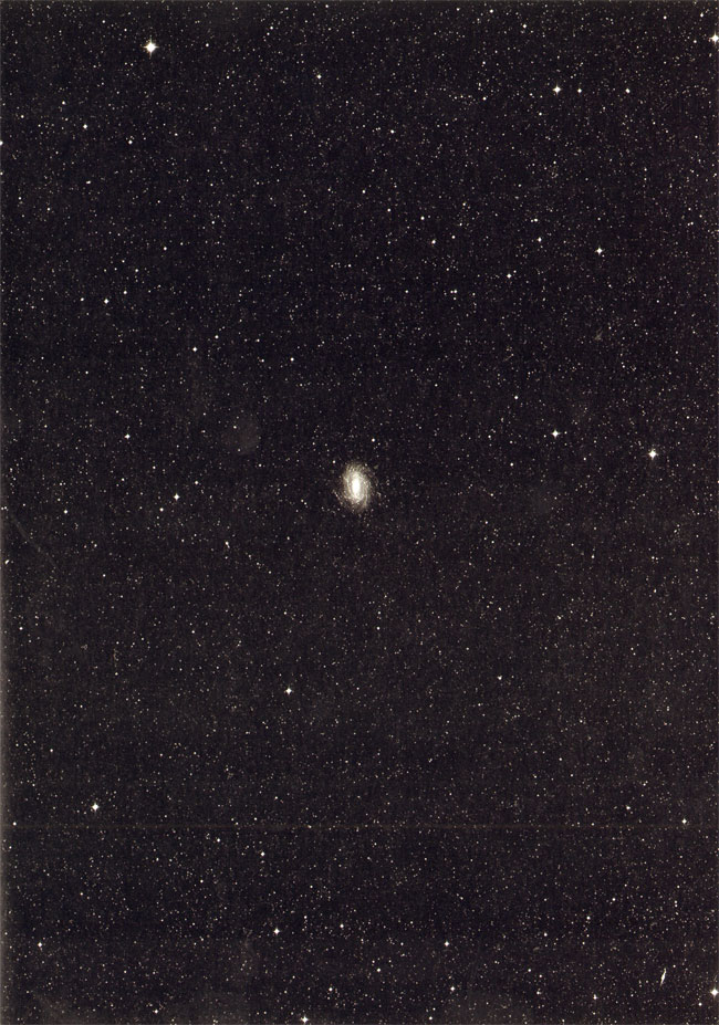 sterrenhemel...