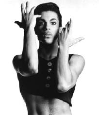 the artist formerly known as prince...