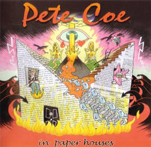 pete coe - in paper houses