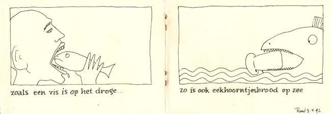 tekeningen van ruud