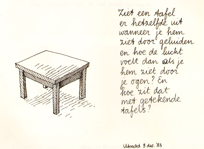 tafel...