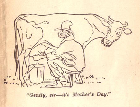 voorzichtig graag, het is moederdag vandaag...