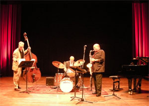 david liebman trio