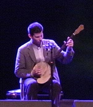 fairfield met banjo...