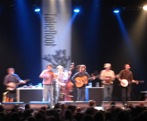 the old crow medicine show...
