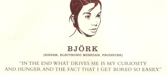 bjork in the believer...