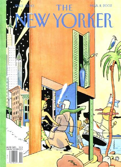 the new yorker van 11 maart 2002