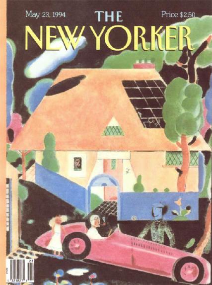 de eerste cover van meulen voor de new yorker