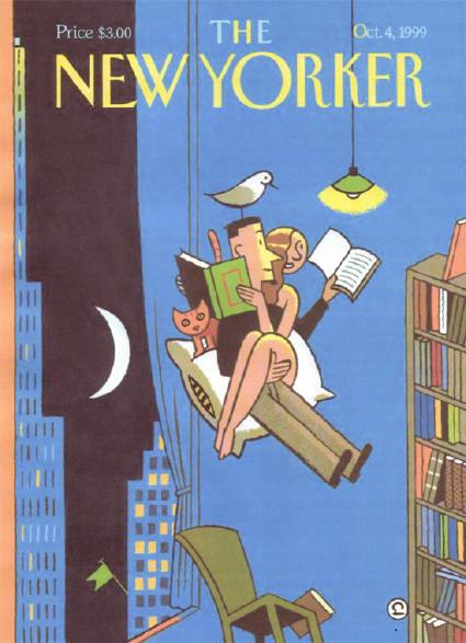 de new yorker van 4 oktober 1999