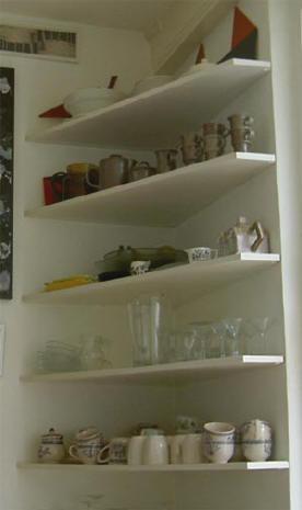 open keukenkast
