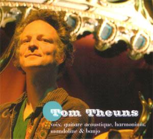 gitarist en zanger tom theuns...