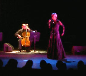 mariza en cellist...