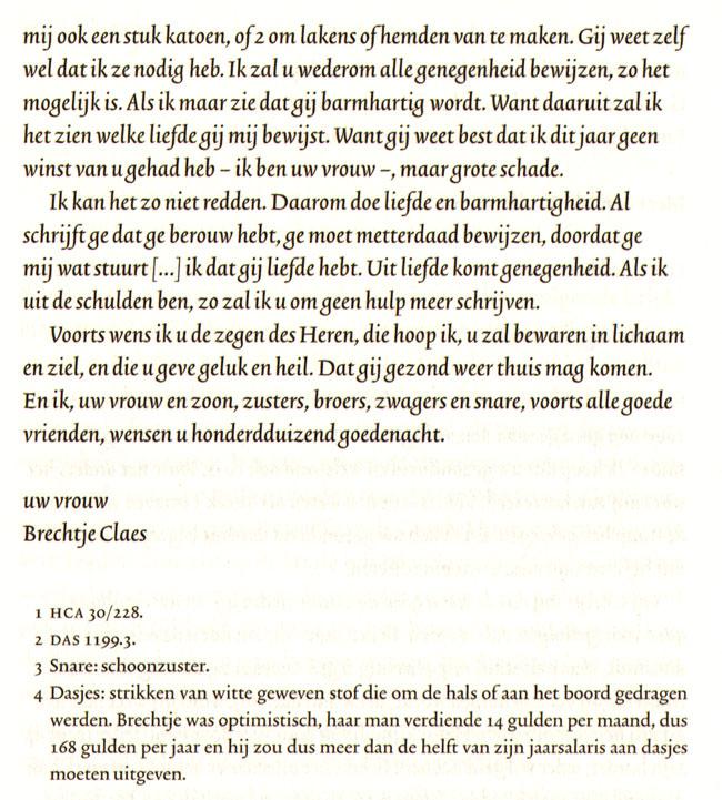 tweede deel van de brief...