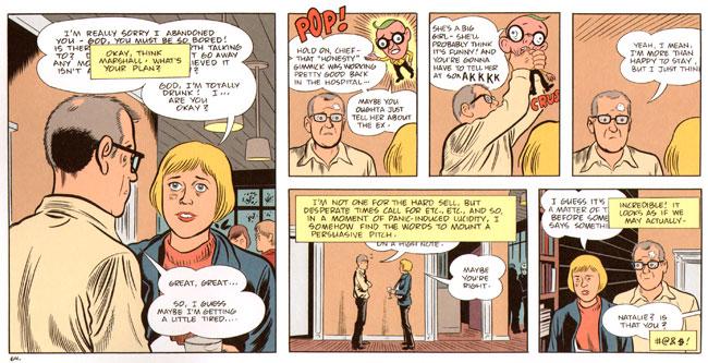 de hulpmiddelen van de striptekenaar...