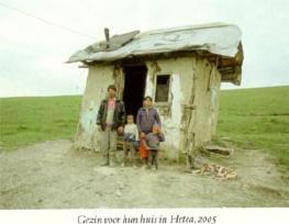 huisje in hetea, 2005