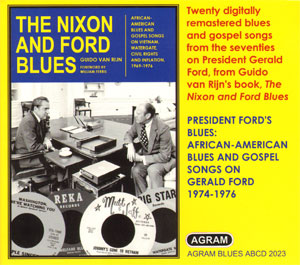 president ford's blues