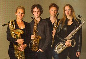 berlage saxophone quartet