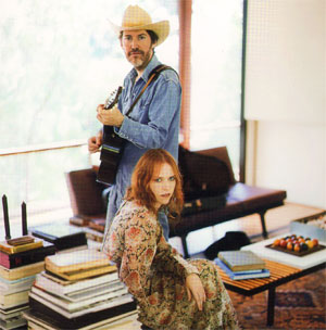 dave rawlings en gillian welch