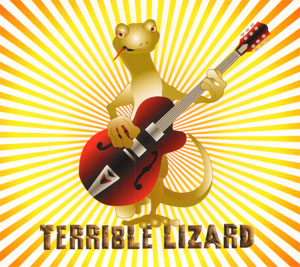 terrible lizard...
