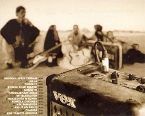 tinariwen in de woestijn...