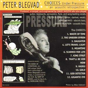 blegvad under pressure