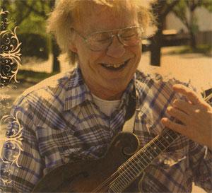 wakefield en zijn mandoline...