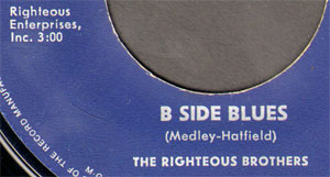 b side blues...