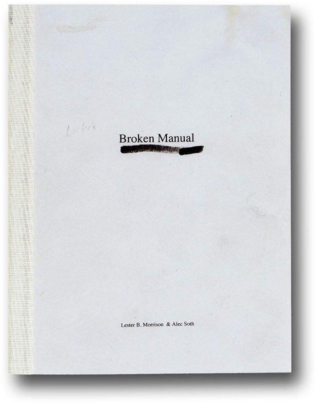 broken manual