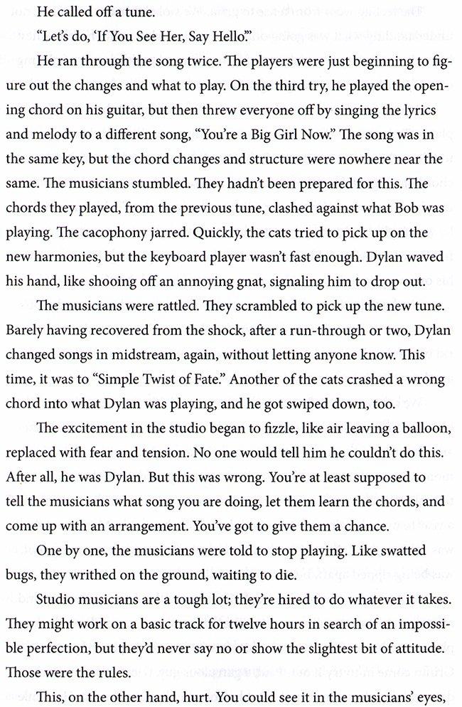 dylan's blood on the tracks - het echte verhaal