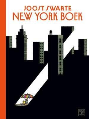 new-york-boek-joost-swarte-boek-cover