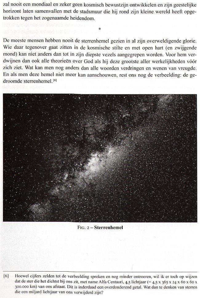 over de sterren