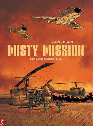 misty mission 1