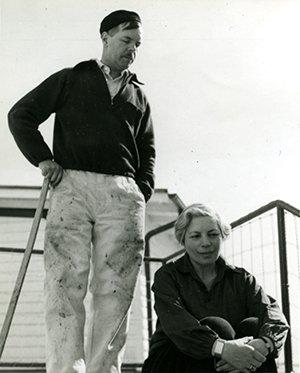 Marguerite Frey-Surbek & Victor Surbek