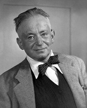 Fritz Block rond 1932
