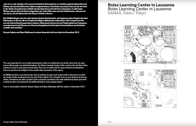 rolex learning center lausannne