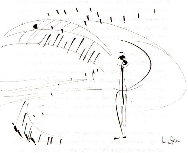 tekening birgitta schwansee