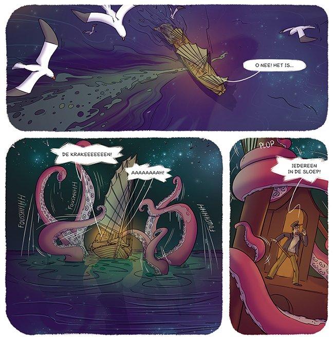 de kraken
