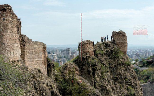 fort uit de vijfde eeuw na christus