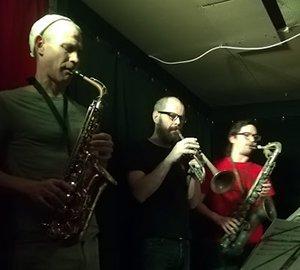 Tobias Klein, Bart Maris en John Dikeman