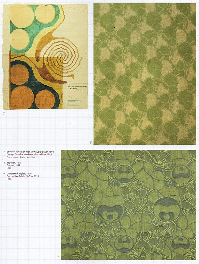 stof- en tapijtontwerp
