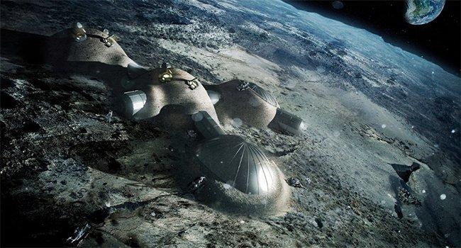 gepland maanstation