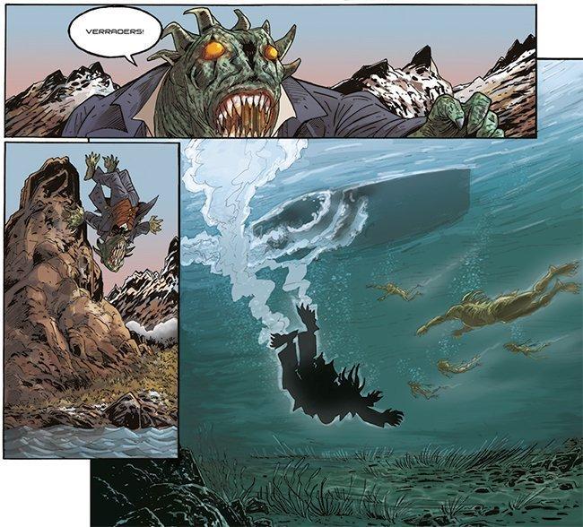 wezens uit de diepzee