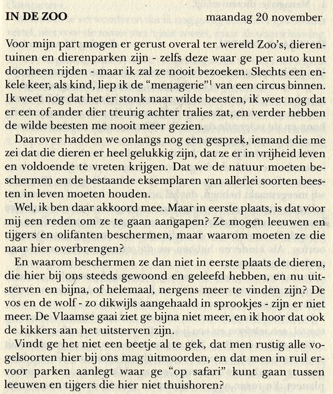 over dierentuinen
