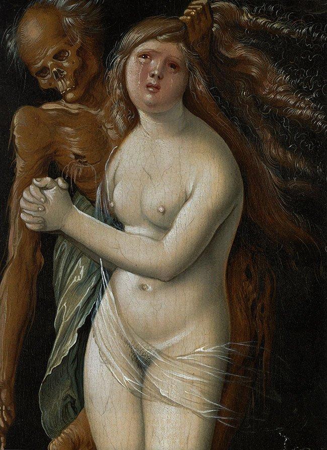 de dood en het meisje