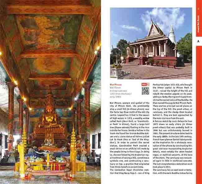 wat phnom (1372 en 1880's)