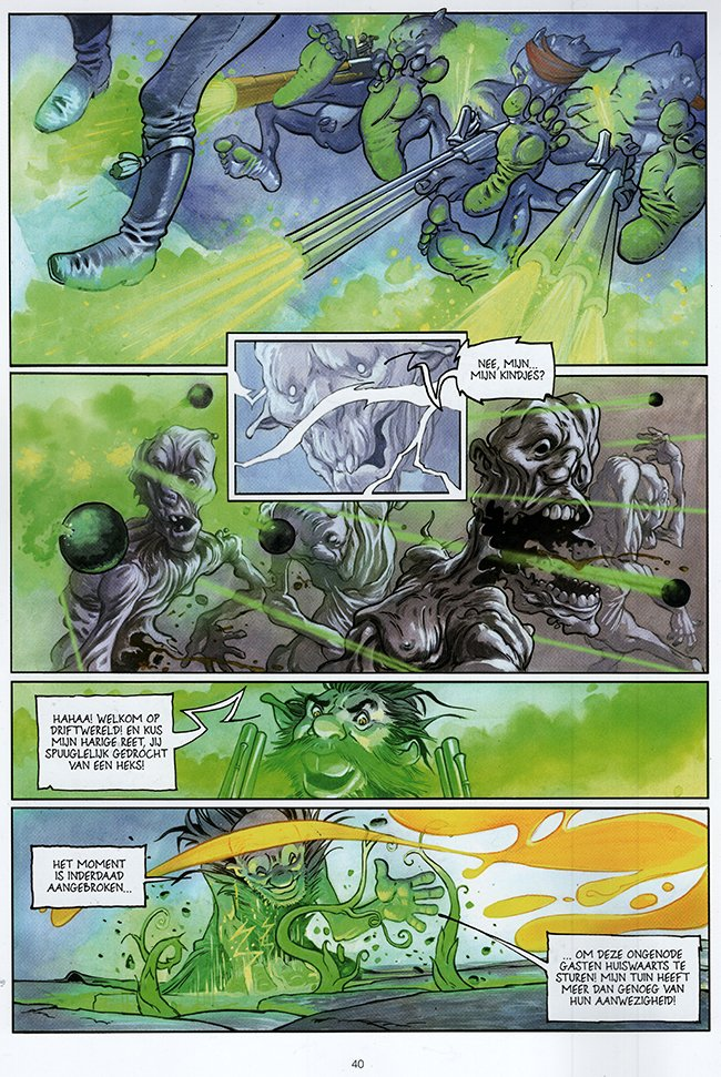 driftwereld 2 een verhaal over tovenaars - moors magazine