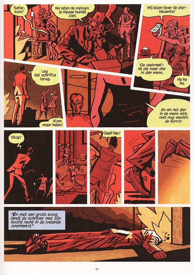 het verhaal van safar